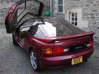 1990 Toyota Sera Overview