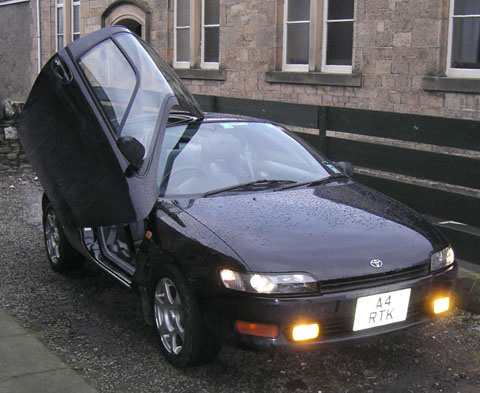 Picture of 1992 Toyota Sera