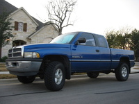 Picture of 1996 Dodge Ram Pickup 1500 2 Dr Laramie SLT 4WD Extended Cab SB, exterior