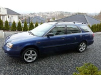 2000 Suzuki Baleno picture, exterior