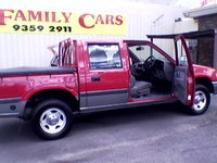 2000 Holden Rodeo Overview