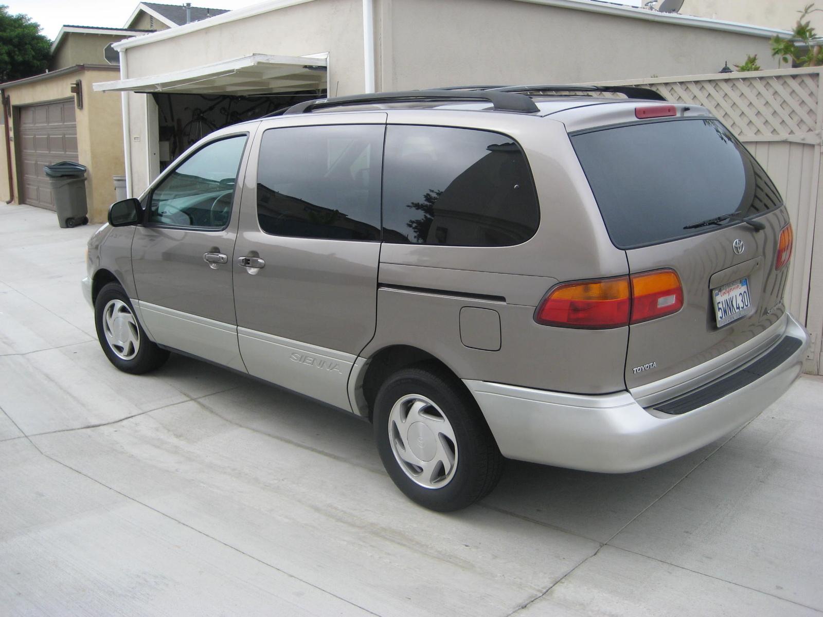 1998 Toyota Sienna Exterior Pictures Cargurus