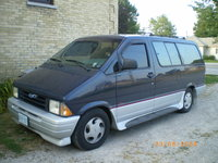 Picture of 1995 Ford Aerostar 3 Dr XLT Passenger Van Extended, exterior, gallery_worthy