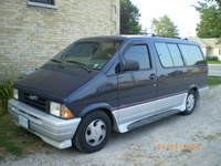 1995 Ford Aerostar Overview