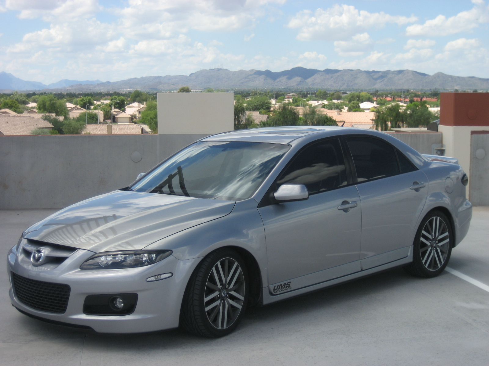 2006 Mazda MAZDASPEED6 Grand Touring 4dr Sedan AWD picture