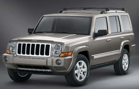 Picture of 2008 Jeep Commander Overland 4WD, exterior, gallery_worthy