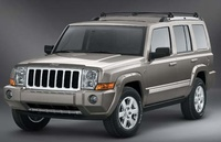 Picture of 2008 Jeep Commander Overland 4WD, exterior
