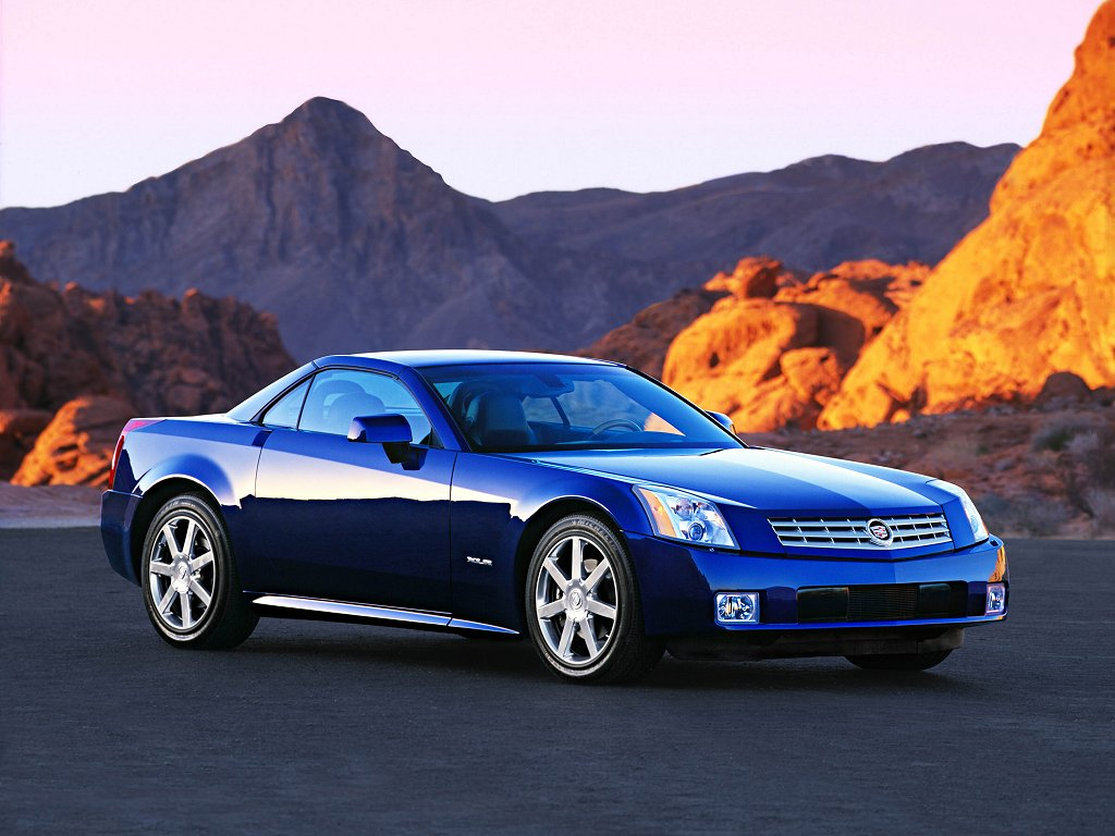 2007 Cadillac XLR Base picture