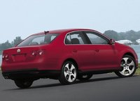 2009 Volkswagen GLI, Back Right Quarter View, exterior, manufacturer