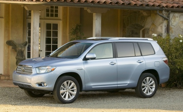 2009 toyota highlander hybrid overview review cargurus. Black Bedroom Furniture Sets. Home Design Ideas