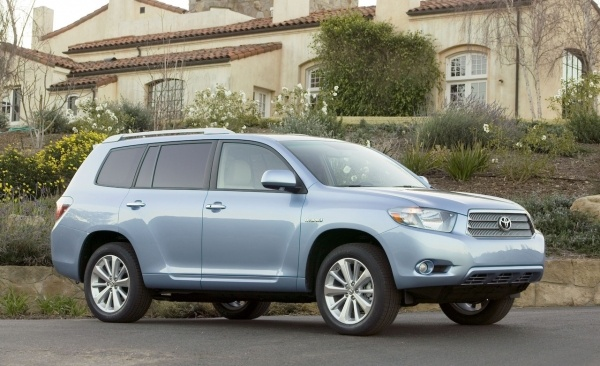 2009 Toyota Highlander Hybrid - Overview - Review - CarGurus
