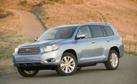 2009 Toyota Highlander Hybrid Picture Gallery