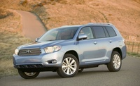 2009 Toyota Highlander Hybrid Overview