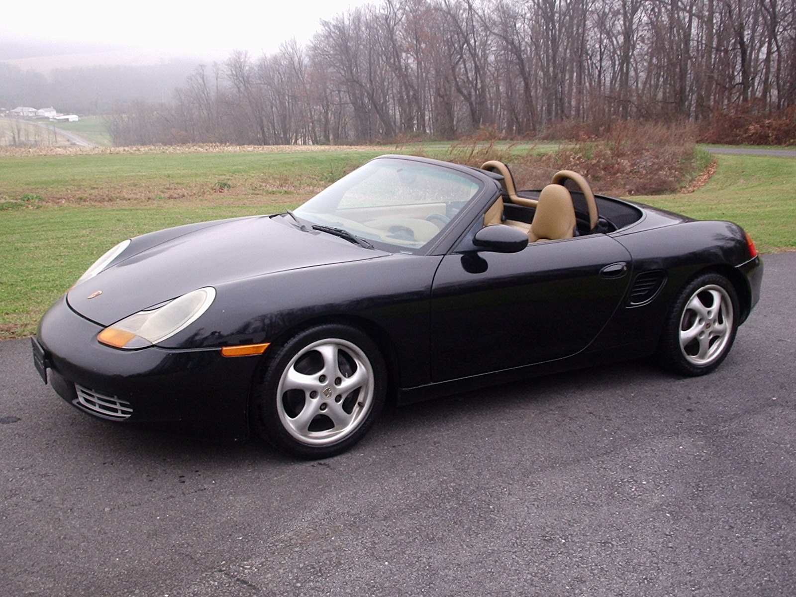 1999 porsche boxster exterior pictures cargurus. Black Bedroom Furniture Sets. Home Design Ideas