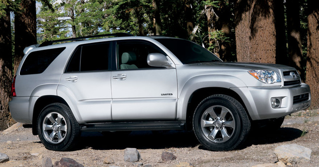 2006 Toyota Highlander Off Road >> 2009 Toyota 4Runner - Overview - CarGurus