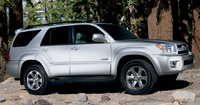 2009 Toyota 4Runner, Right Side View, manufacturer, exterior