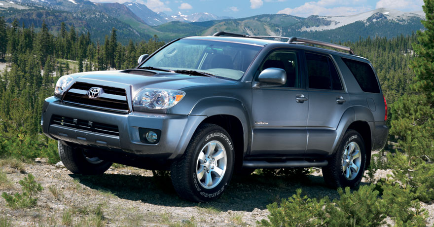 2009 toyota 4runner trim information cargurus. Black Bedroom Furniture Sets. Home Design Ideas