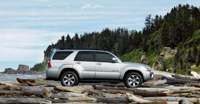 2009 toyota 4runner overview review cargurus. Black Bedroom Furniture Sets. Home Design Ideas