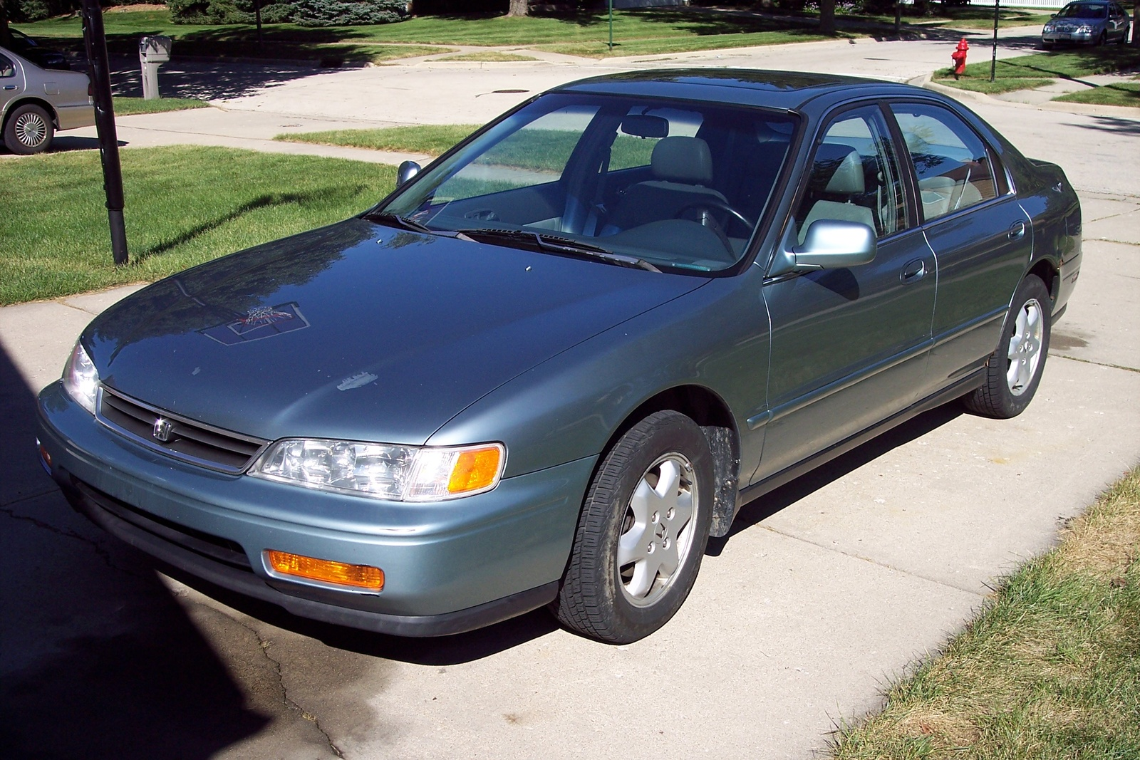 1995 Honda Accord Pictures Cargurus