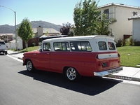 1962 Chevrolet Suburban Overview