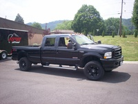 2005 Ford F-250 Super Duty, 2008 Ford F-250 Super Duty XLT Super Cab LB 4WD picture, exterior