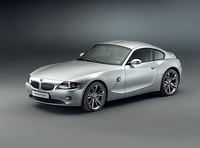 2008 BMW Z4 M Coupe picture, exterior