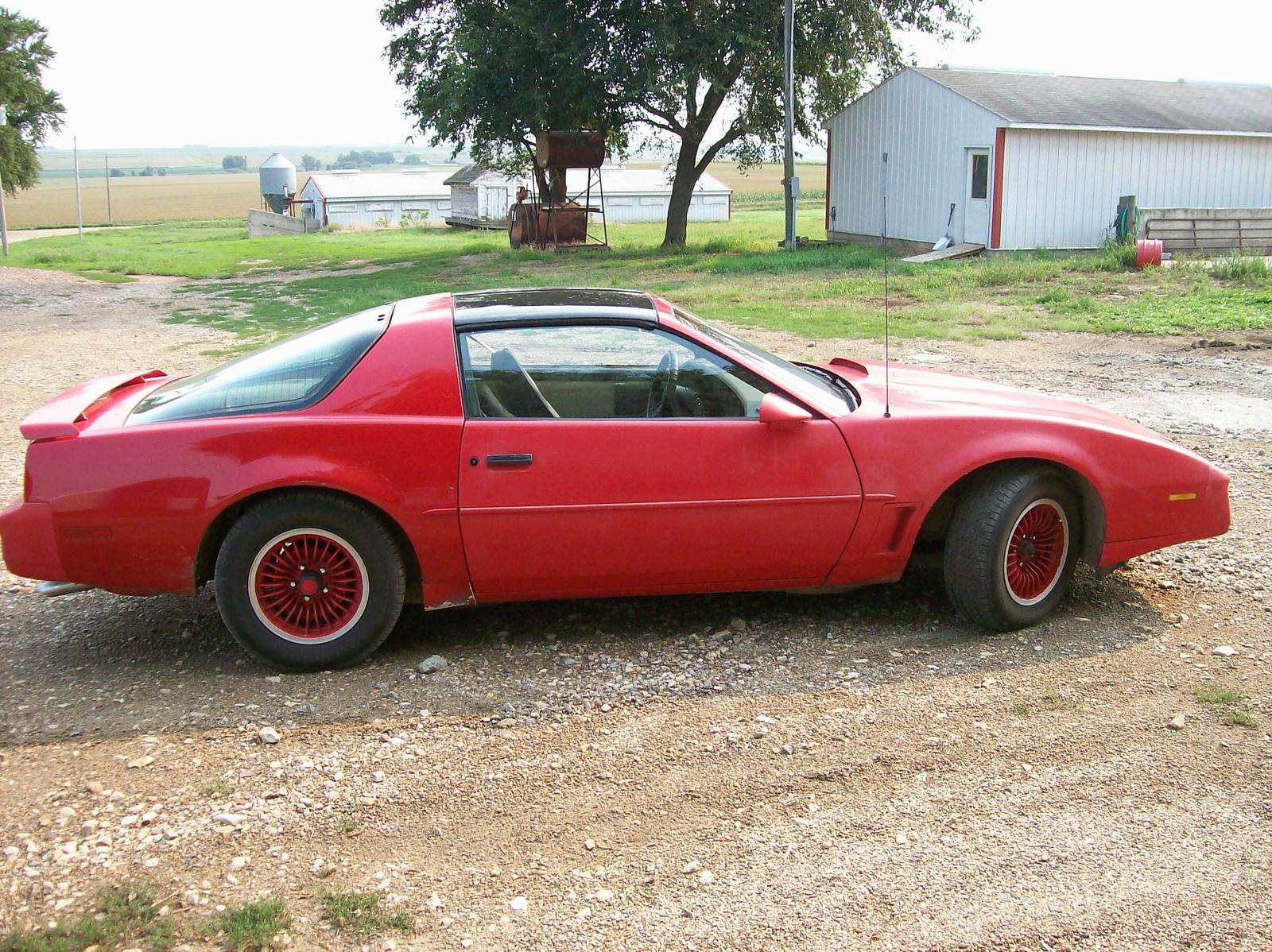 1983 Pontiac Firebird Pictures Cargurus