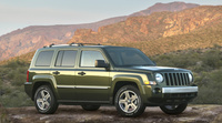 2009 Jeep Patriot, Right Side View, exterior, manufacturer
