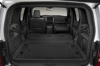 2009 Jeep Liberty, Interior Cargo View, interior, manufacturer