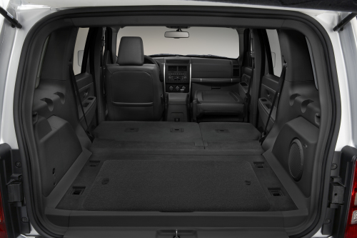 2009 Jeep Liberty, Interior Cargo View, manufacturer, interior