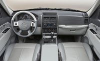 2009 Jeep Liberty, Interior Front View, interior, manufacturer