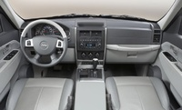 2009 Jeep Liberty, Interior Front View, manufacturer, interior