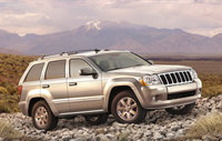 2009 Jeep Grand Cherokee, Front Right Quarter View, exterior, manufacturer, gallery_worthy