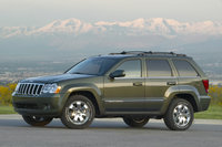 2009 Jeep Grand Cherokee, Left Side View, exterior, manufacturer