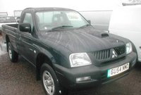 Picture of 1992 Mitsubishi L200, exterior