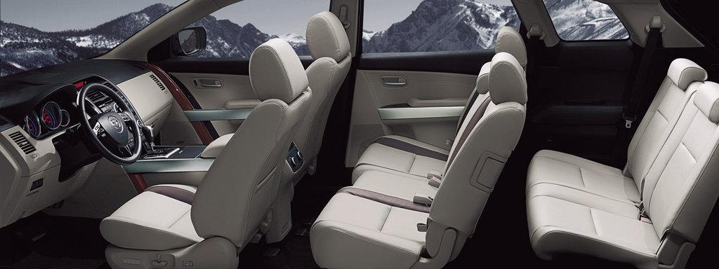 Mazda cx 9 Interior Pic 1