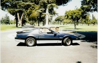 1985 Pontiac Trans Am - Before, exterior