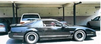 1985 Pontiac Trans Am - After, exterior