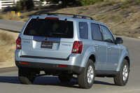 2009 Mazda Tribute, Back Right Quarter View, exterior, manufacturer