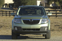 2009 Mazda Tribute, Front View, exterior, manufacturer
