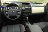 2009 Mazda Tribute, Front Interior View, interior, manufacturer