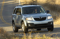 2009 Mazda Tribute, Front Right Quarter View, exterior, manufacturer