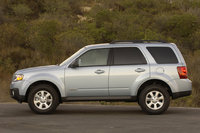 2009 Mazda Tribute, Left Side View, exterior, manufacturer