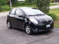 Picture of 2008 Toyota Yaris, exterior, gallery_worthy