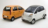 2008 Tata Nano, Double View, exterior, manufacturer