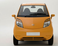 2008 Tata Nano, Front View, exterior, manufacturer