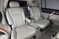 2009 Toyota Highlander, Interior View, interior, manufacturer, gallery_worthy