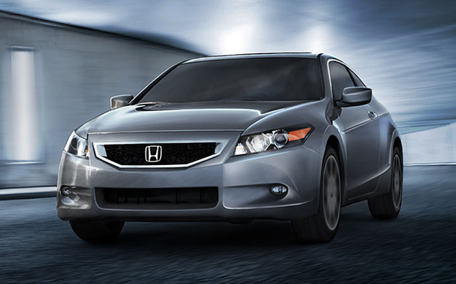 2009 Honda Accord Coupe, Front Left Quarter View, exterior, manufacturer
