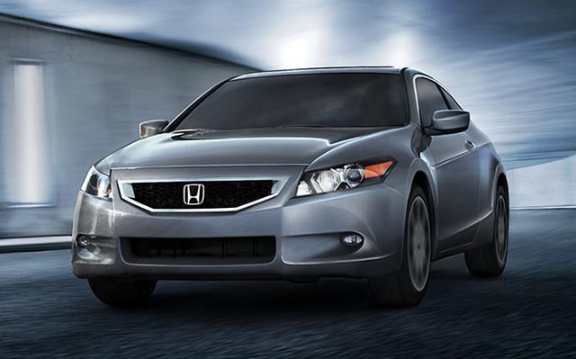 2009 Honda Accord Coupe, Front Left Quarter View, exterior, manufacturer