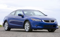 2009 Honda Accord Coupe, Front Right Quarter View, manufacturer, exterior